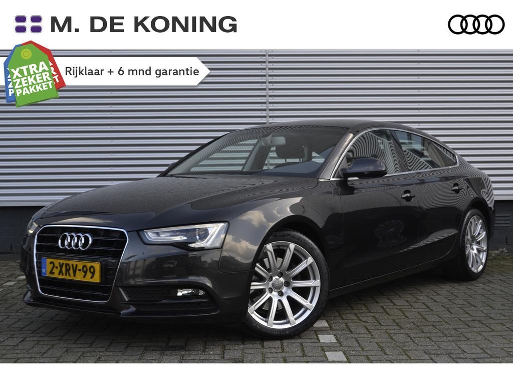 Audi A5 Sportback 1.8tfsi/170pk business edition · xenon · navigatie · cruise control
