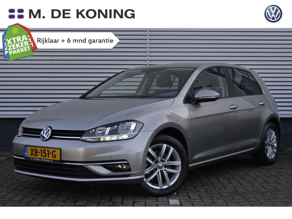 Volkswagen Golf 1.4tsi/126pk comfortline dsg · ad.cruise control · navigatie · parkeersensoren