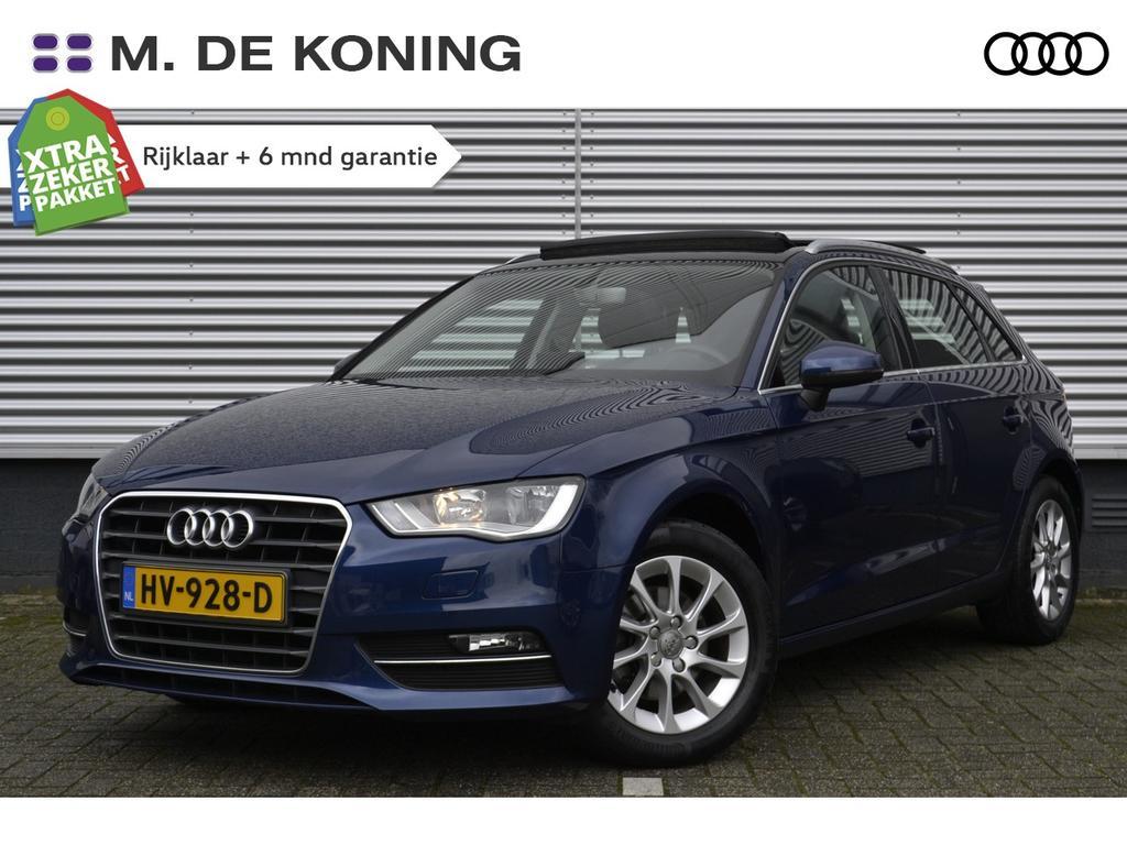 Audi A3 Sportback 1.2tfsi/111pk attraction pro line · pan.dak · navigatie · cruise control