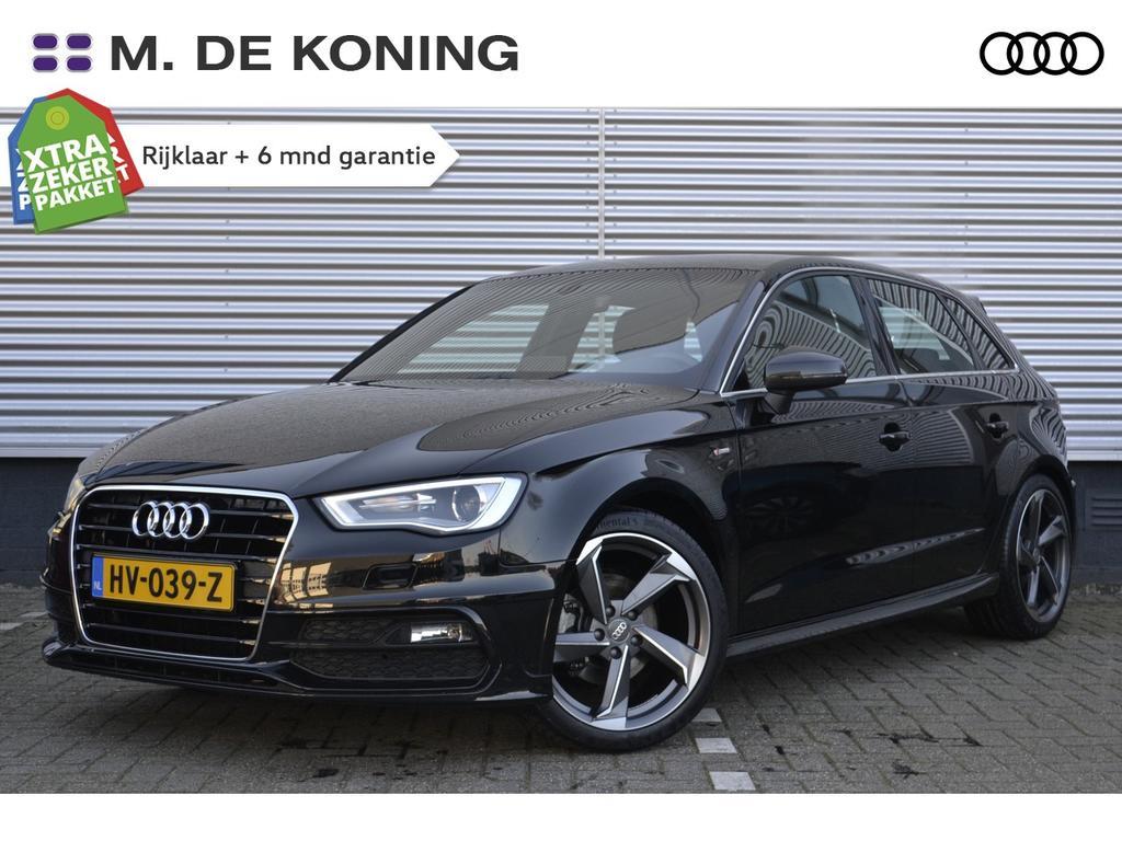 Audi A3 Sportback 1.4tfsi/126pk sport edition · xenon · drive select · navigatie