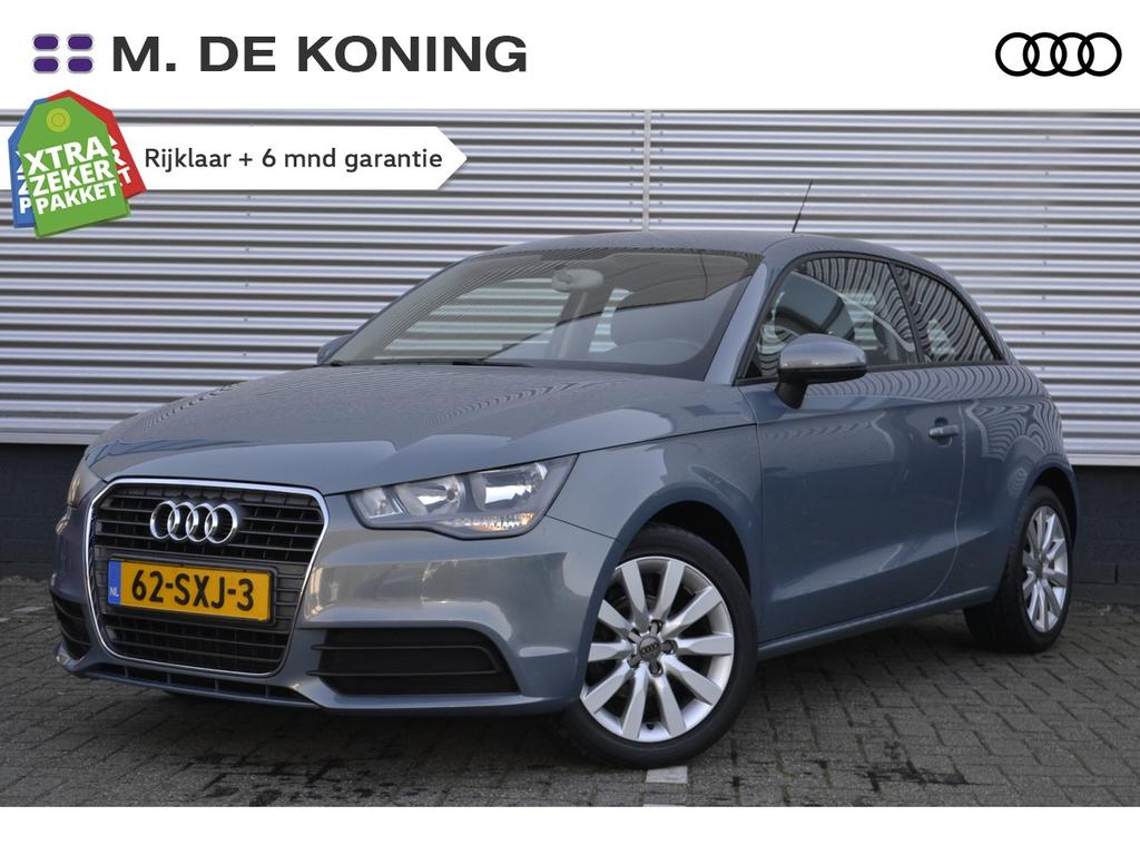 Audi A1 1.2tfsi/86pk connect · navigatie · cruise control · airco