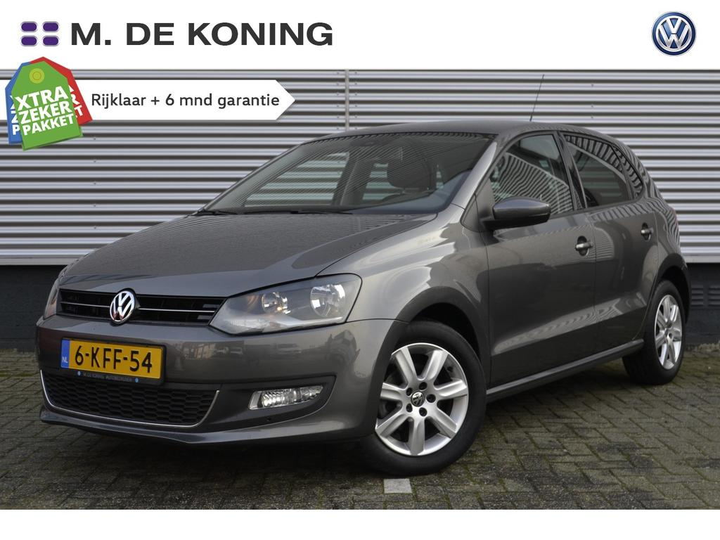 Volkswagen Polo 1.2tsi/90pk highline edition · cruise control · auto.airco · mistlampen
