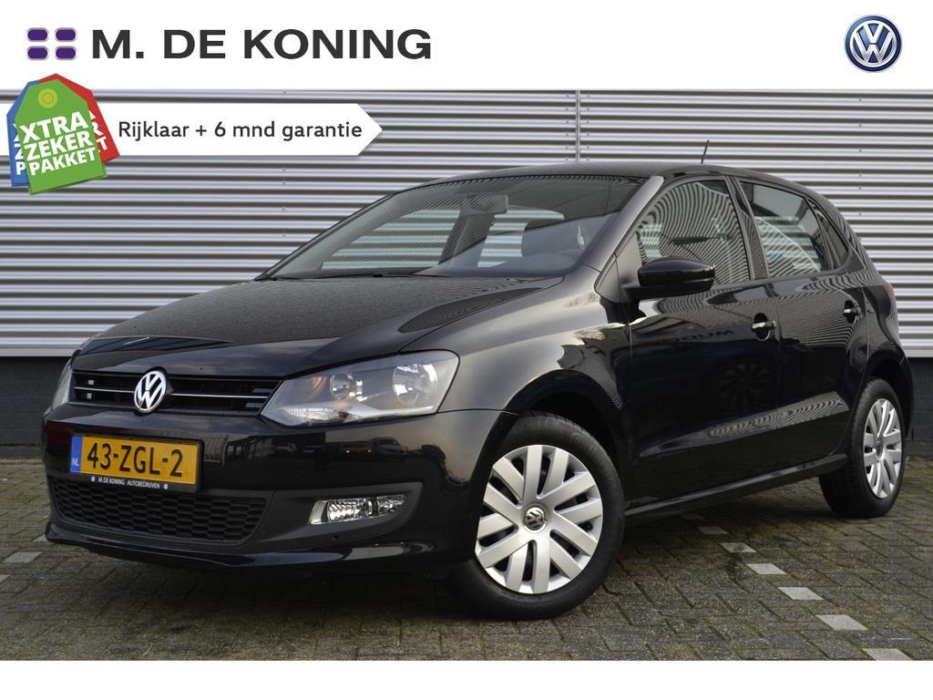Volkswagen Polo 1.2tsi/90pk comfortline executive · cruise control · airco · mistlampen