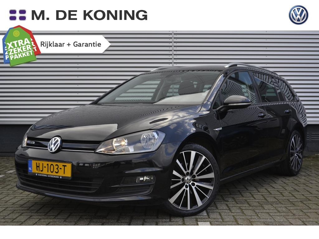 Volkswagen Golf Variant 1.0tsi/116pk business edition · navigatie · dab · camera