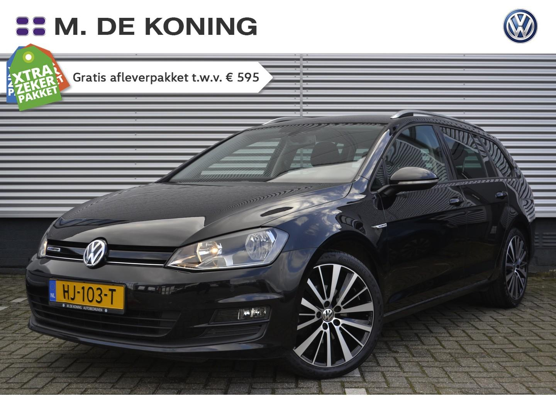 Volkswagen Golf Variant 1.0tsi/116pk business edition · navigatie · dab · camera
