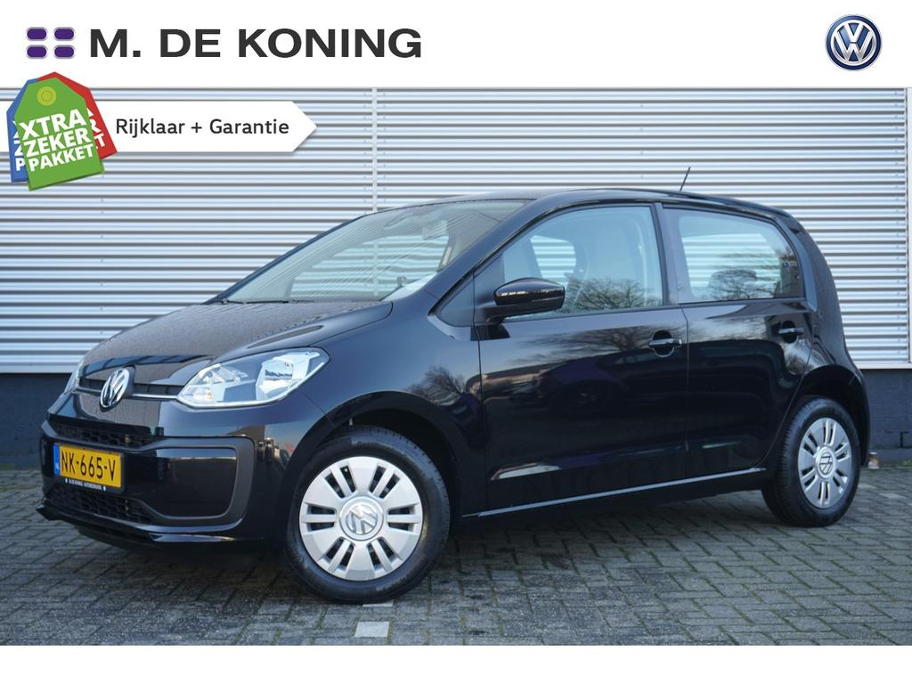 Volkswagen Up! 1.0bmt/60pk move up executive · dab · airco