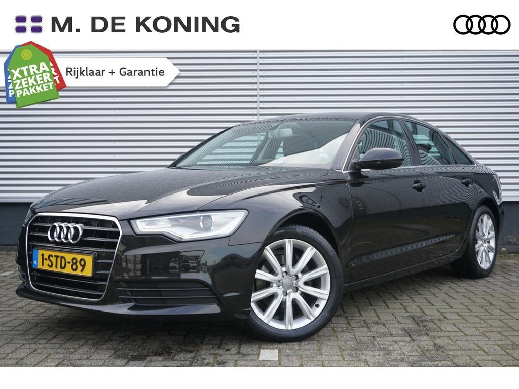Audi A6 2.0tfsi/180pk business edition · xenon · navigatie · cruise control