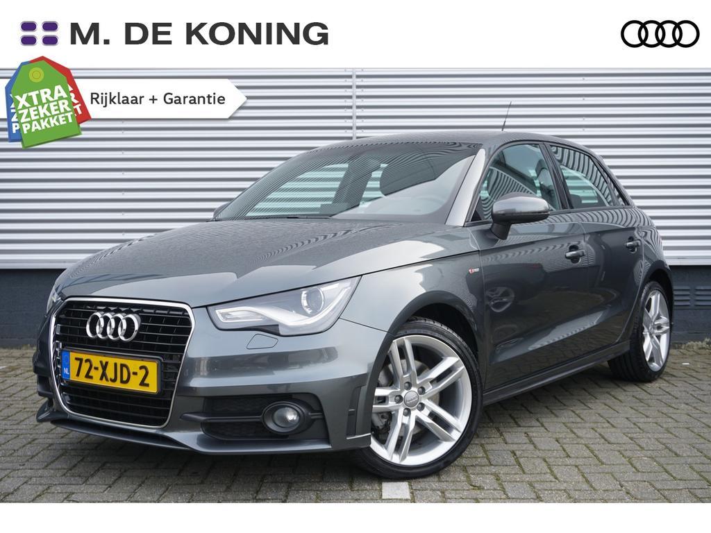 Audi A1 Sportback 1.4tfsi/123pk pro line s · xenon · cruise control · audi sound