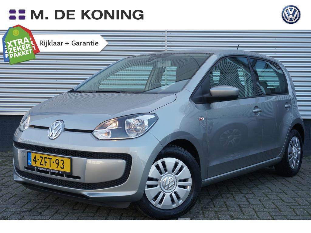 Volkswagen Up! 1.0/60pk move up executive · navigatie · airco