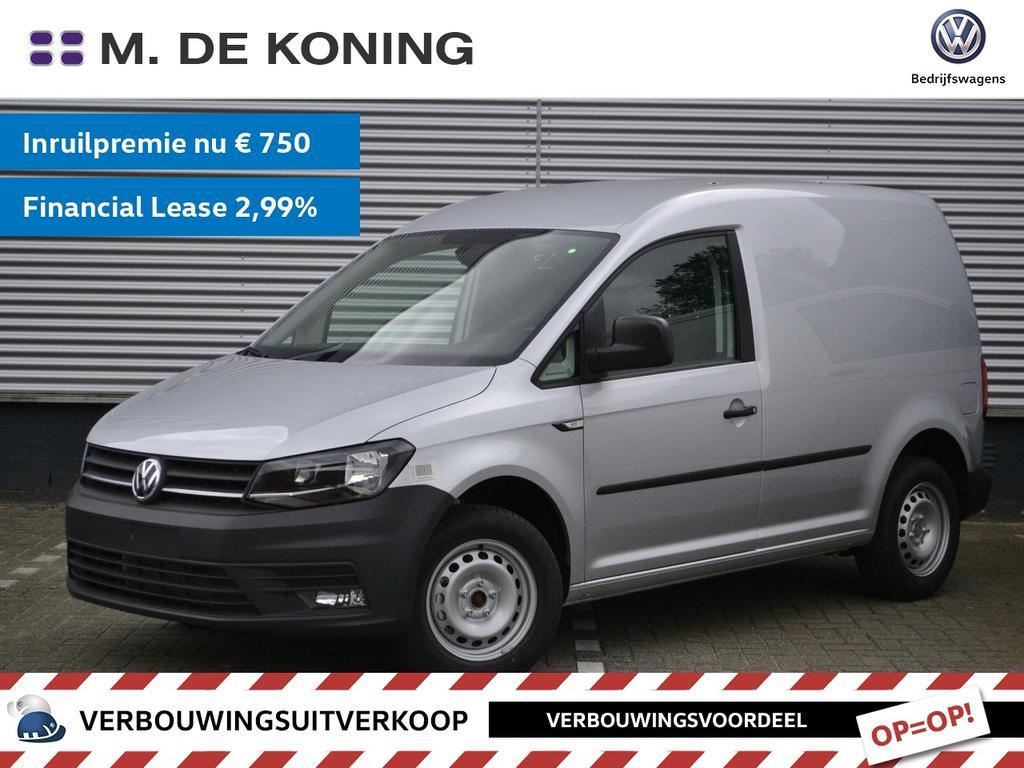 Volkswagen Caddy 2.0tdi 75pk economy business 584094