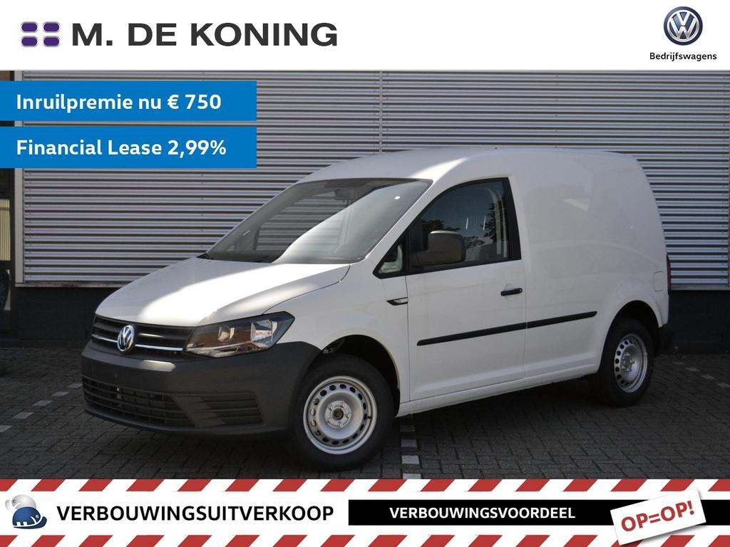 Volkswagen Caddy 2.0tdi 75pk economy business 534701