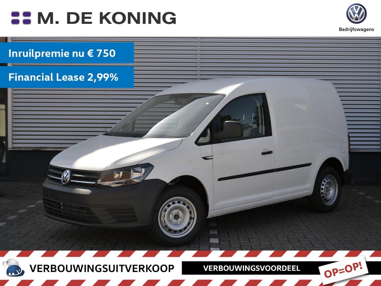 Volkswagen Caddy 2.0tdi 75pk economy business 584087