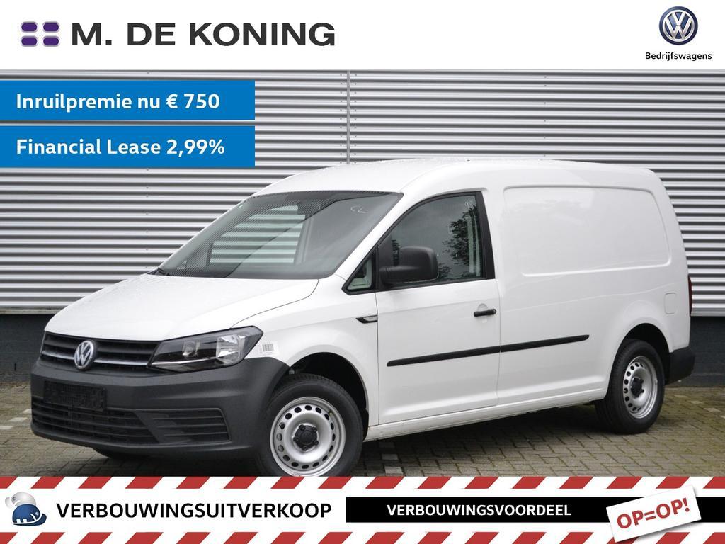 Volkswagen Caddy maxi 2.0tdi 75pk economy business 609237