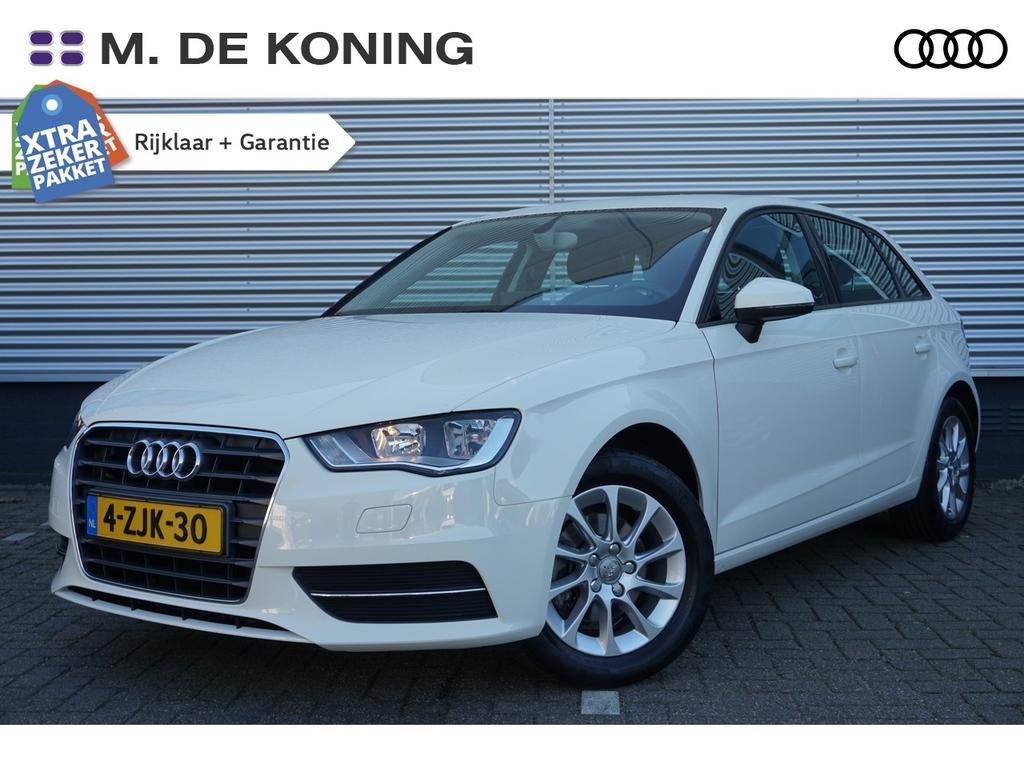 Audi A3 Sportback 1.2tfsi/111pk attraction pro line · navigatie · cruise control · airco