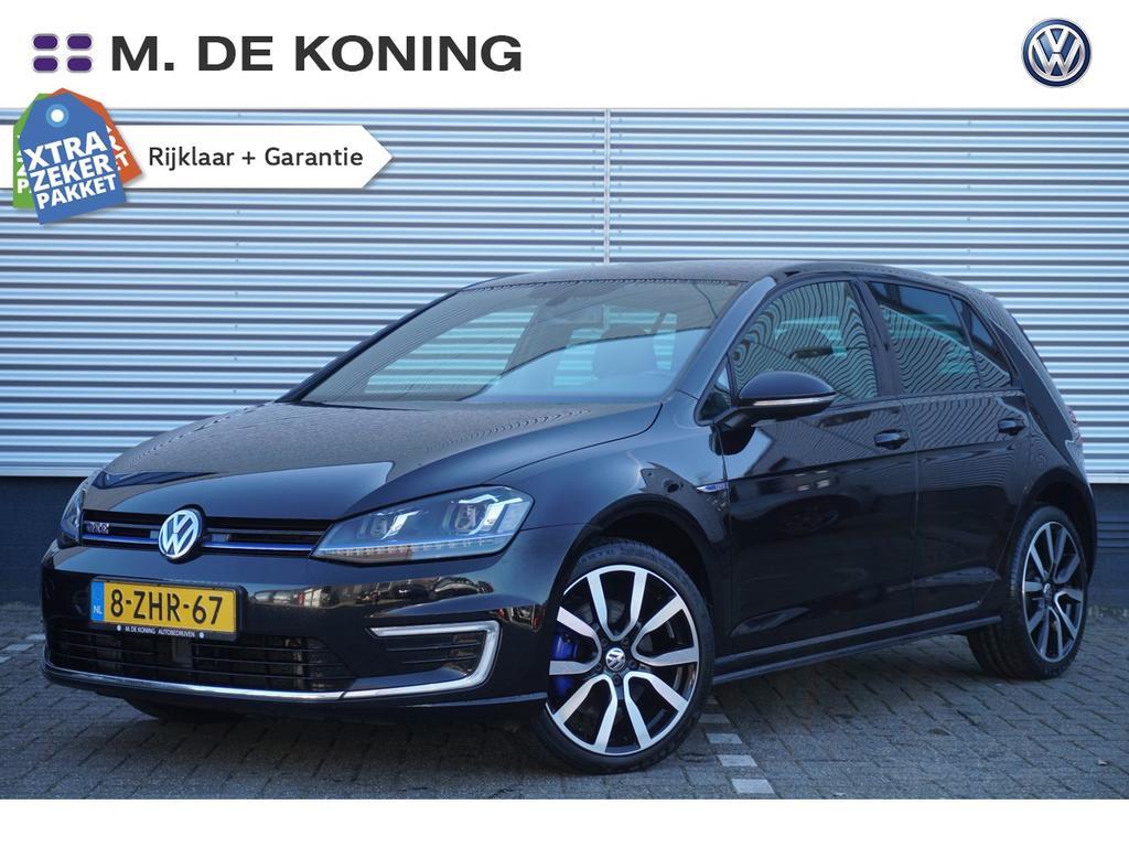 Volkswagen Golf 1.4tsi/150pk gte dsg executive + · led · ad.cruise control · camera