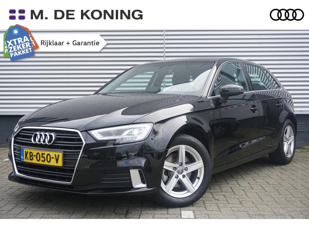 Audi A3 Sportback 1.0tfsi s-tronic sport lease edition · navigatie · drive select · led