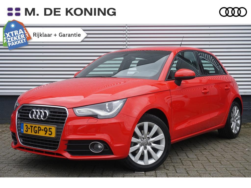 Audi A1 Sportback 1.2tfsi/86pk ambition pro line business · xenon · navigatie · cruise control