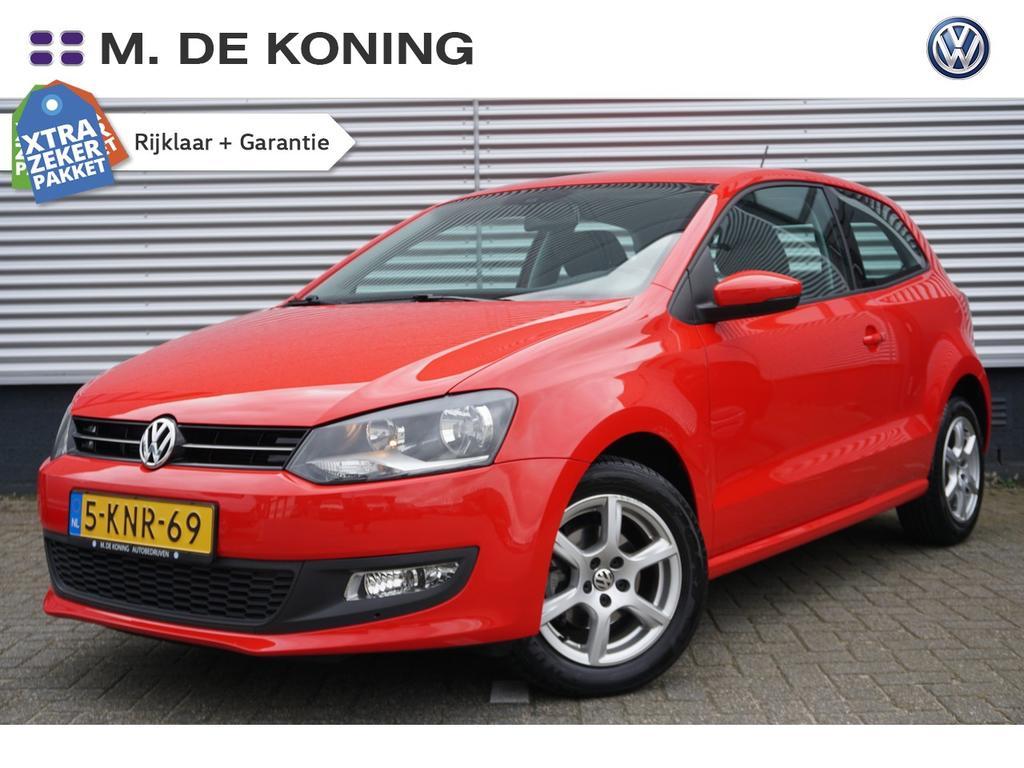 Volkswagen Polo 1.2tsi/90pk edition+ · navigatie (vdo) · cruise control · parkeersensoren