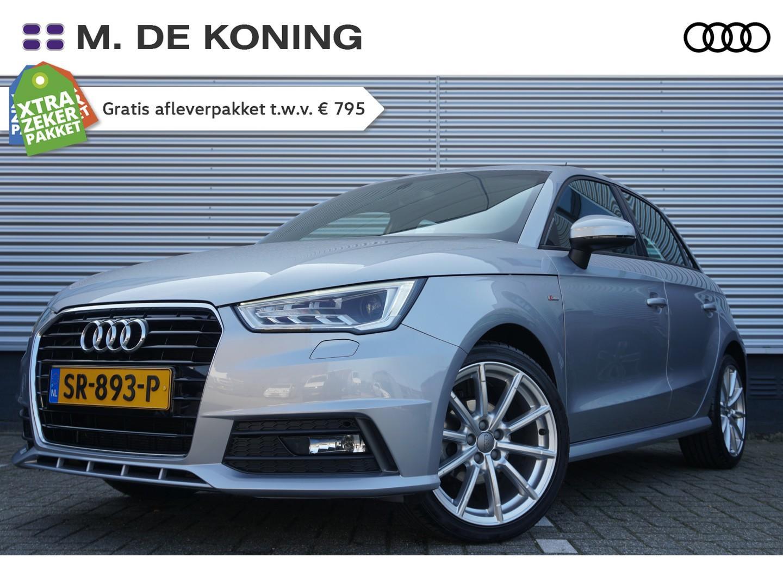 Audi A1 Sportback 1.0tfsi/96pk advance sport · xenon · navigatie · cruise control