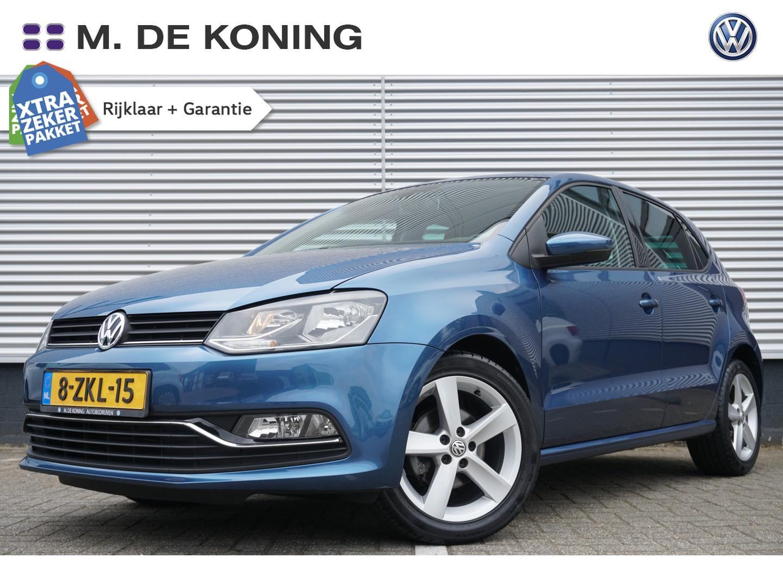 Volkswagen Polo 1.2tsi/90pk highline executive + · navigatie · cruise control · auto.airco