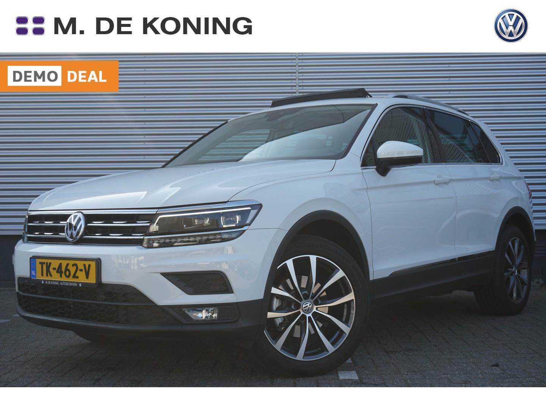 Volkswagen Tiguan 1.4tsi/150pk 4motion comfortline business dsg · ad.cruise control · dab · pan.dak