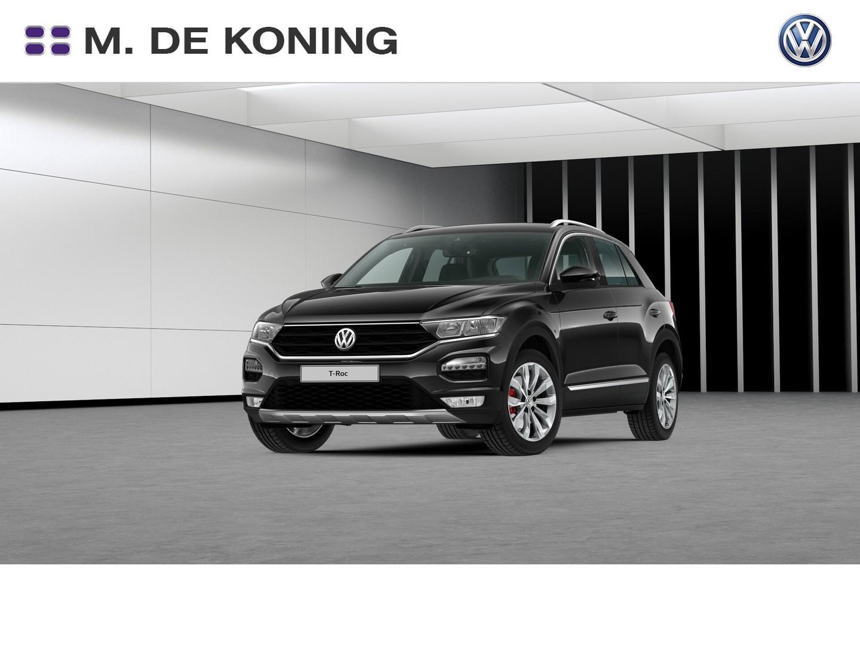 Volkswagen T-roc 1.0tsi/115pk sport · active info display · led koplampen · navigatie