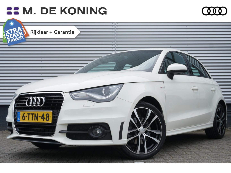 Audi A1 Sportback 1.4tfsi/141pk cod sport edition · xenon · audi sound · navigatie