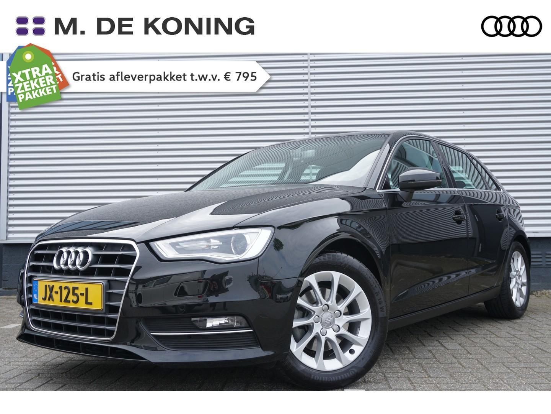 Audi A3 Sportback 1.4tfsi/126pk ambition pro line plus · drive select · xenon · parkeersensoren