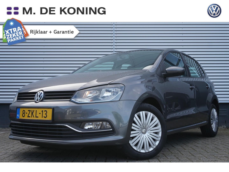 Volkswagen Polo 1.0/75pk comfortline · airco · cruise control · mistlampen