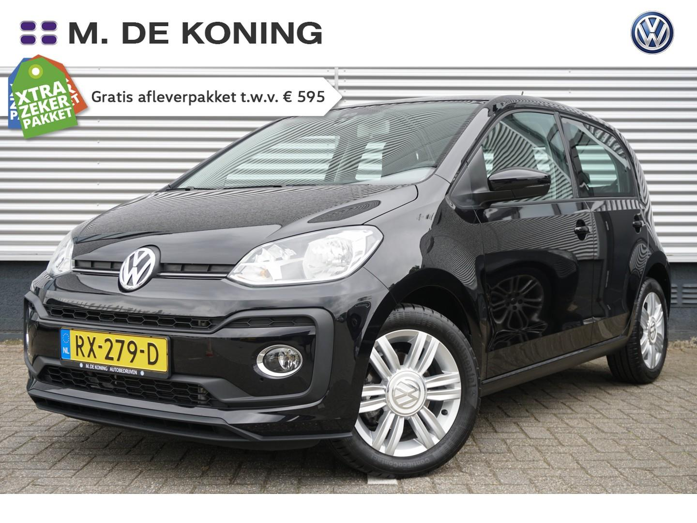 Volkswagen Up! 1.0tsi/90pk high up! · auto.airco · parkeersensoren · cruise control