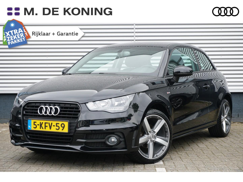 Audi A1 1.2tfsi/86pk admired · navigatie · cruise control · parkeersensoren