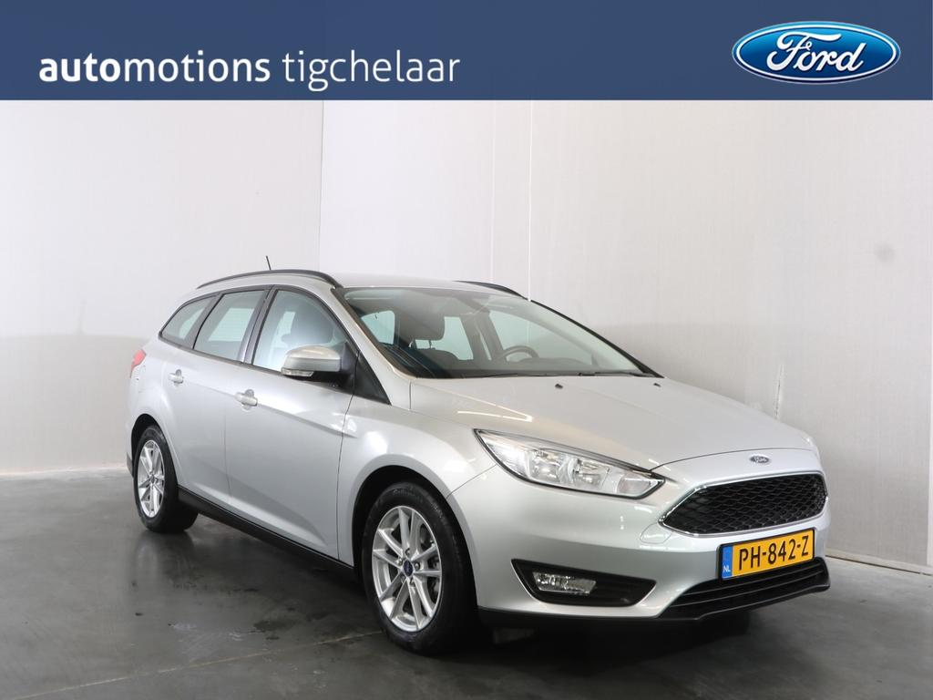 Ford Focus Wagon 1.0 ecoboost 125pk lease edition