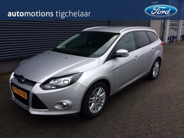 Ford Focus 1.0 ecoboost 125pk edition plus