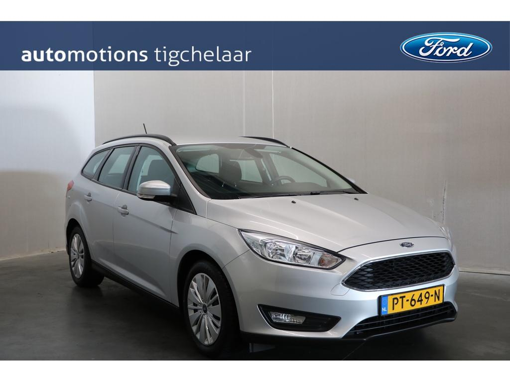 Ford Focus 1.5 tdci 120pk lease edition