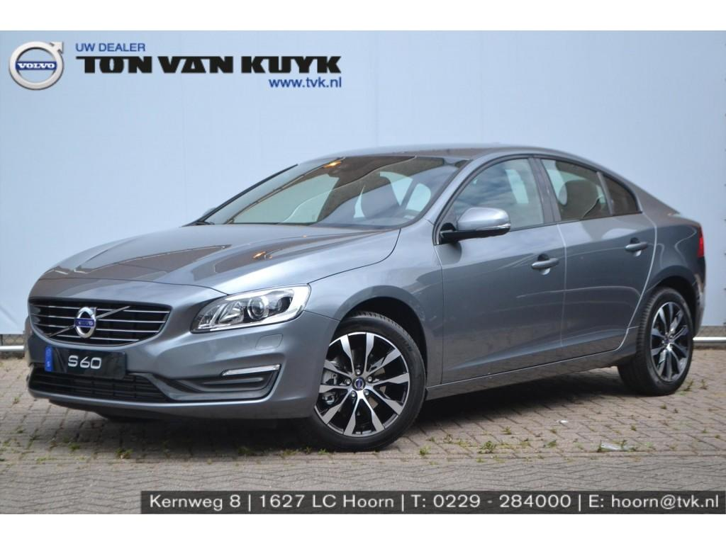 Volvo S60 T2 122pk geartronic polar+ dynamic nav tel on call