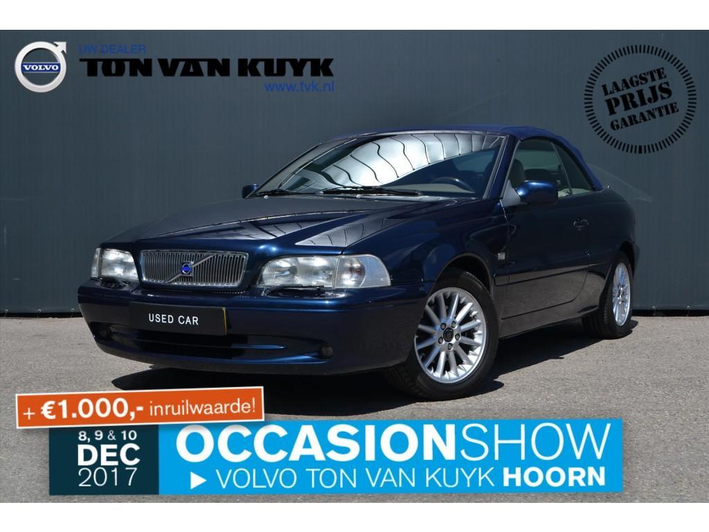Volvo C70 2.0 t cabrio / leder young timer