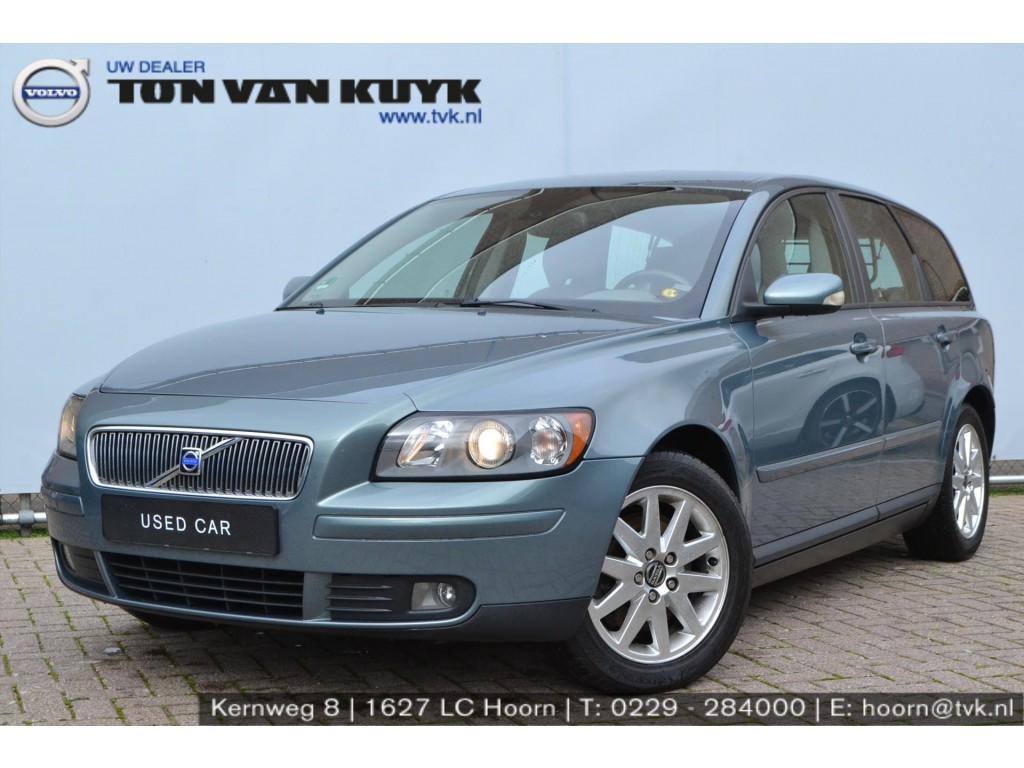 Volvo V50 2.4 140pk momentum