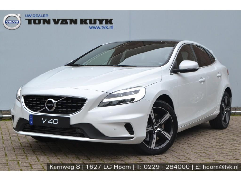 Volvo V40 T4 190pk geartr. business sport luxery scandinavian line