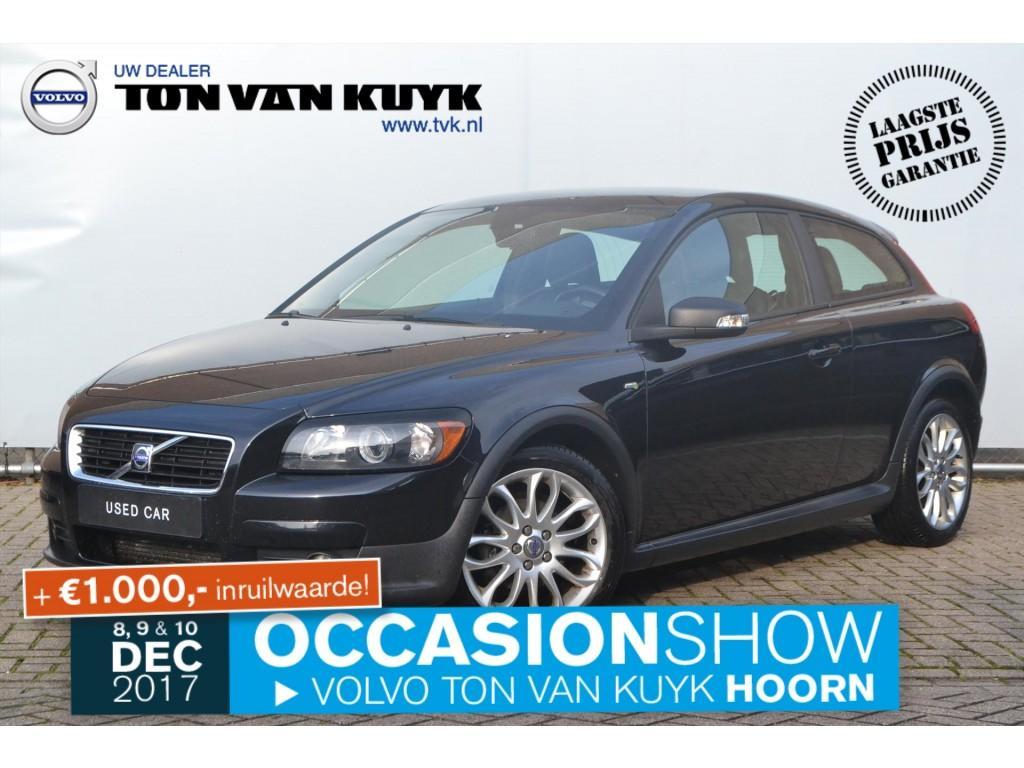 Volvo C30 1.6 d drive start/stop sport leer nav tel.