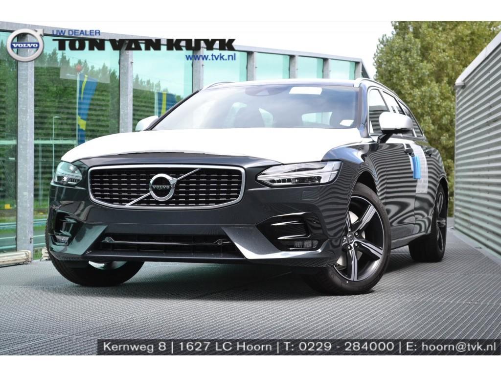 Volvo V90 D3 geartronic r-design / intro / scandinavian line
