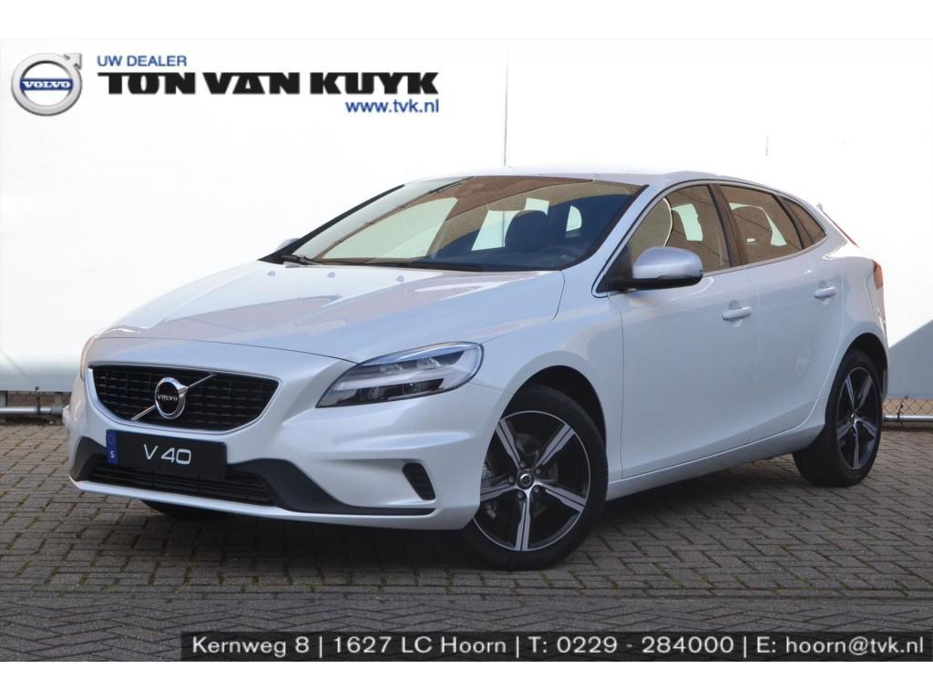 Volvo V40 2.0 t4 190pk business sport nav tel
