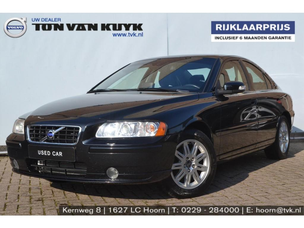 Volvo S60 2.4 140pk drivers edition