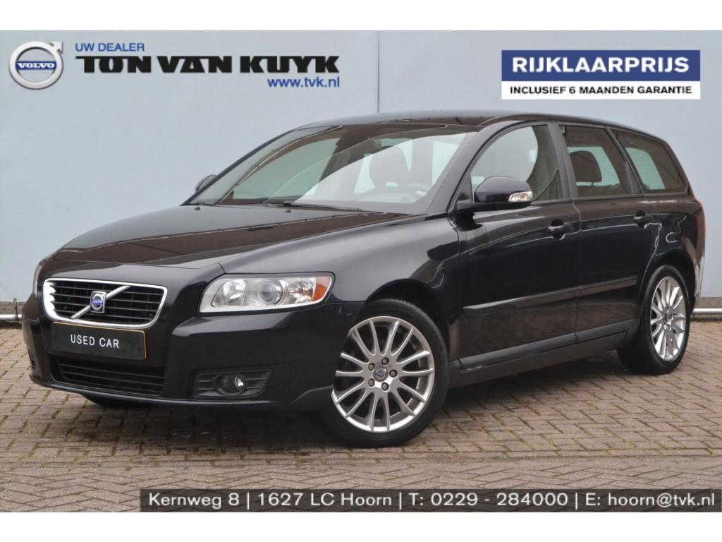 Volvo V50 2.0 sport rti-navigatie