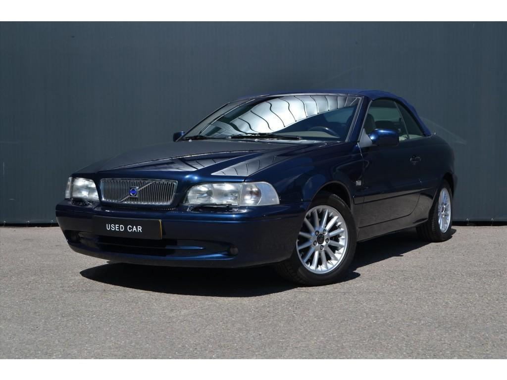 Volvo C70 2.0 t cabrio / leder young timer