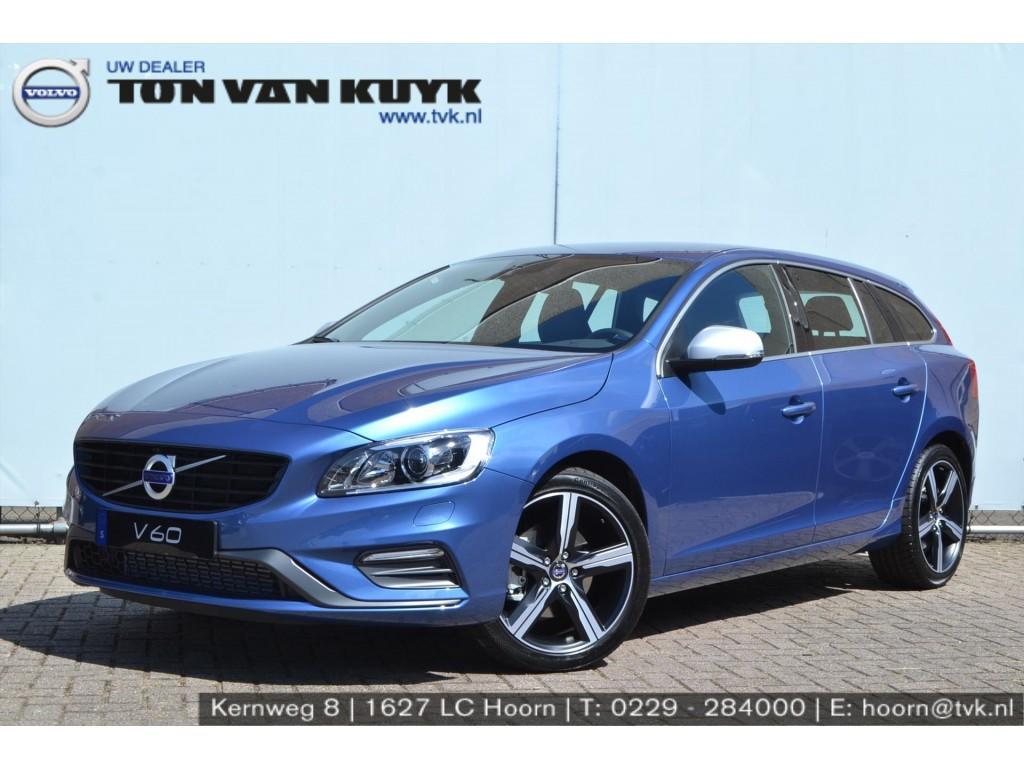 Volvo V60 D4 190pk geartronic business sport nav tel