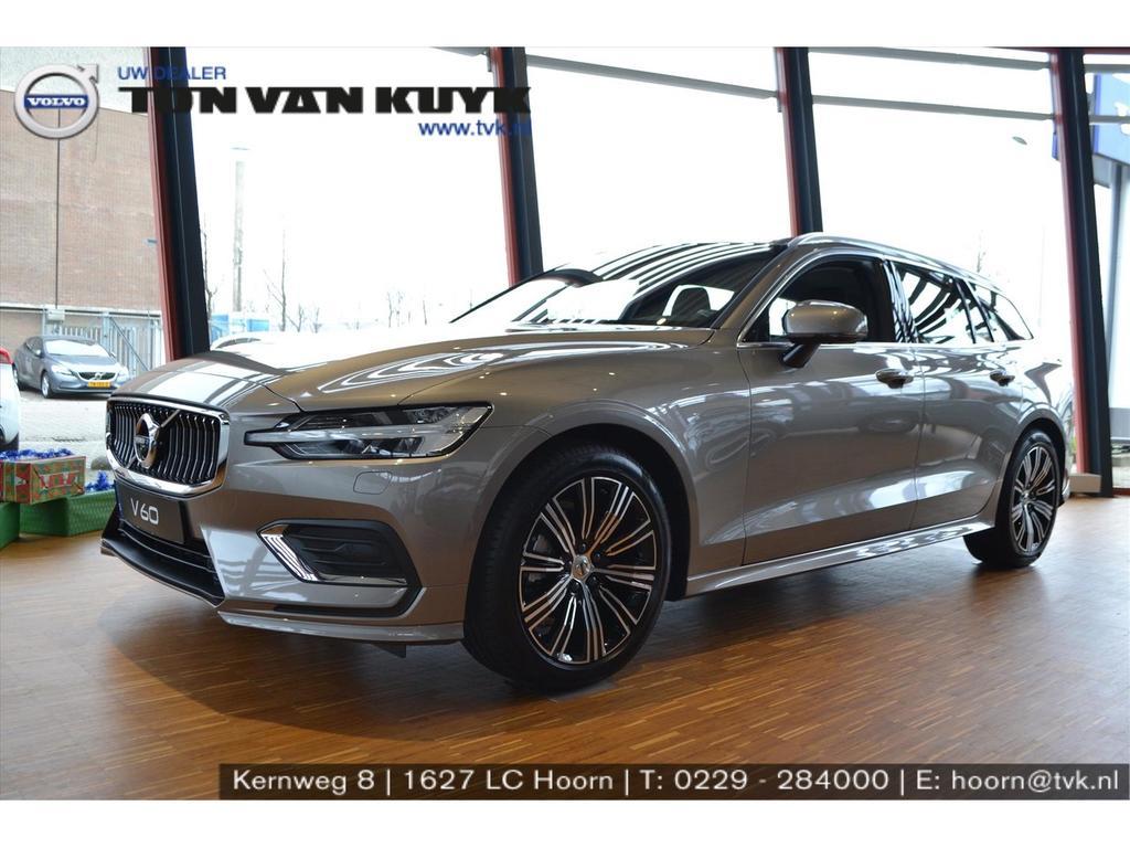Volvo V60 New d4 geartronic inscription - zeer compleet