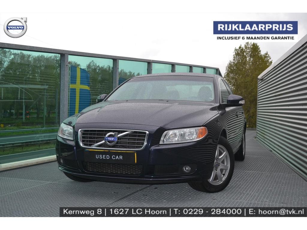Volvo S80 2.4 d geartronic limited-edition