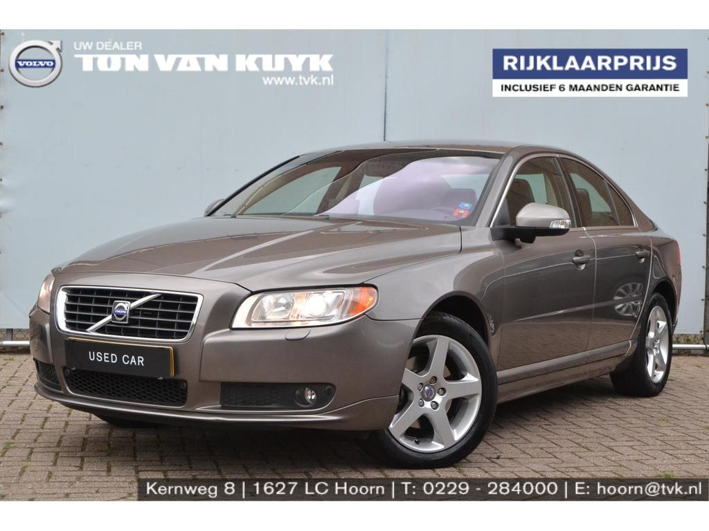 Volvo S80 3.2 geart.summum mobility active driving etc.