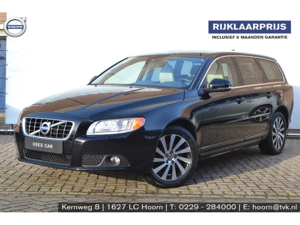 Volvo V70 T4 180pk automaat limited edition