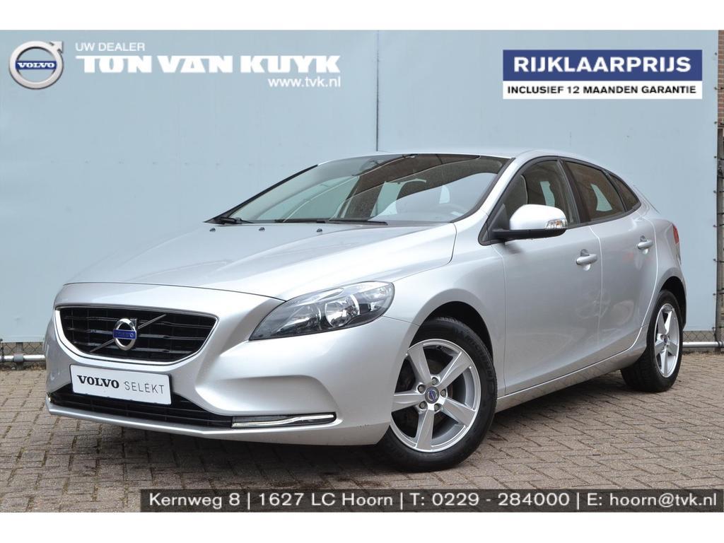 Volvo V40 1.6 d2 115pk kinetic business